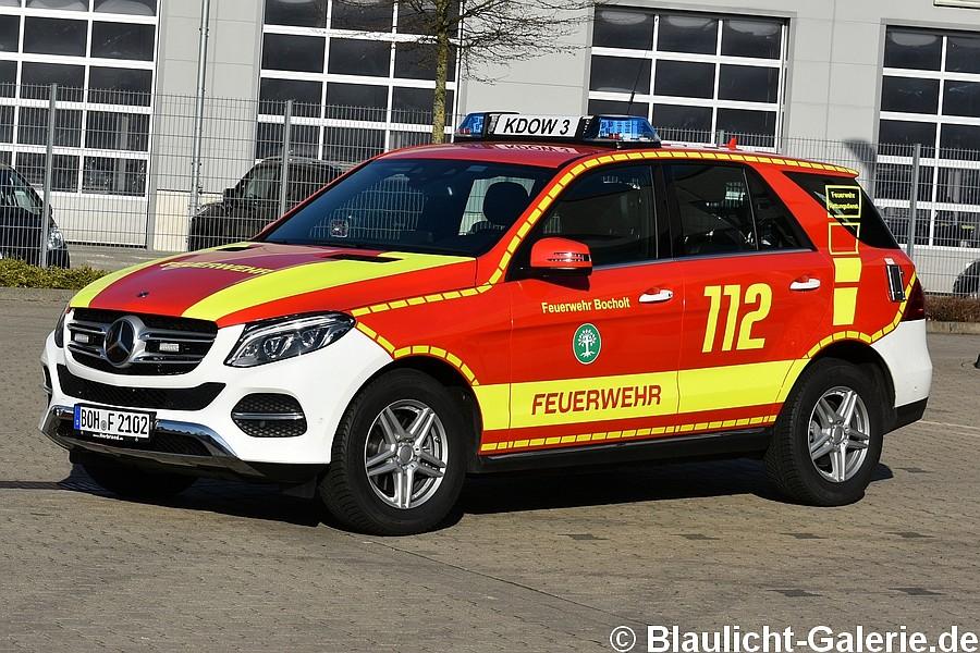KdoW (Kommandowagen) - Freiwillige Feuerwehr Nordhorn