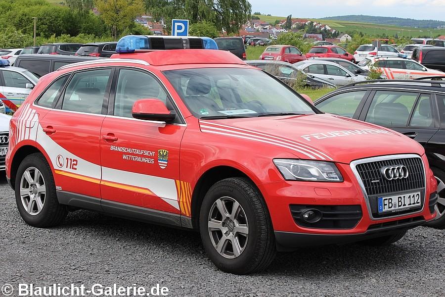 Kommandowagen (KdoW) (B-Dienst) - Freiwillige Feuerwehr